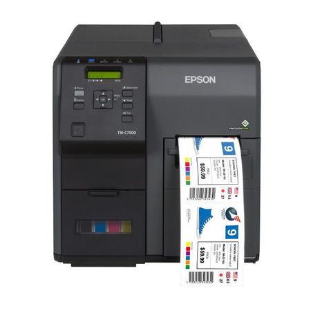 Epson TM-C7500 Renkli Etiket Yazıcı