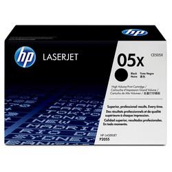 HP - Hp 05X-CE505X Orjinal Toner Yüksek Kapasiteli
