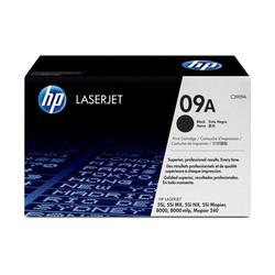 HP - Hp 09A-C3909A Orjinal Toner