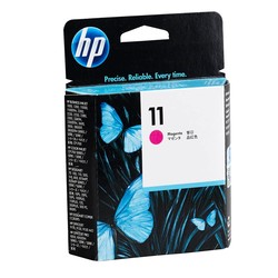 HP - Hp 11-C4812A Orjinal Kırmızı Baskı Kafası