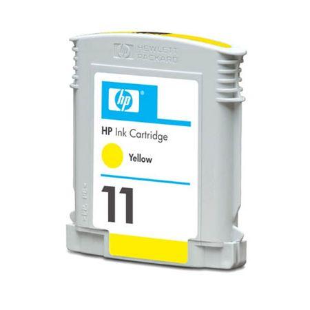 Hp 11-C4838A Sarı Orjinal Kartuş