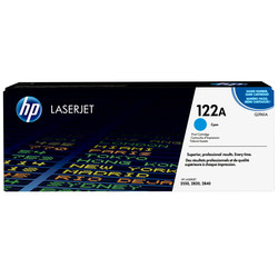 HP - Hp 122A-Q3961A Mavi Orjinal Toner