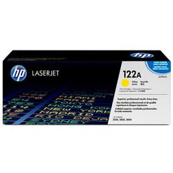 HP - Hp 122A-Q3962A Sarı Orjinal Toner
