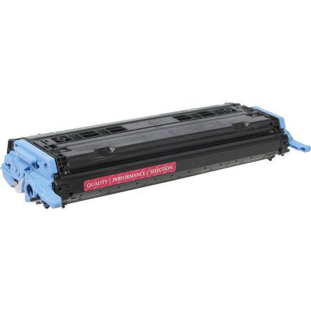 Hp 124A-Q6003A Kırmızı Muadil Toner