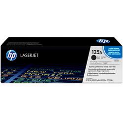 HP - Hp 125A-CB540A Siyah Orjinal Toner