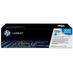 HP - Hp 125A-CB541A Mavi Orjinal Toner