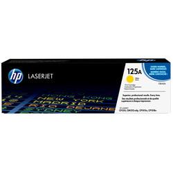 HP - Hp 125A-CB542A Sarı Orjinal Toner