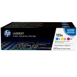 HP - Hp 125A-CF373AM Orjinal Renkli Toner Ekonomik Paket