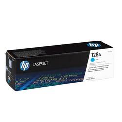 HP - Hp 128A-CE321A Mavi Orjinal Toner
