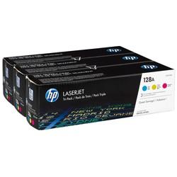 HP - Hp 128A-CF371AM Orjinal Renkli Toner Ekonomik Paket