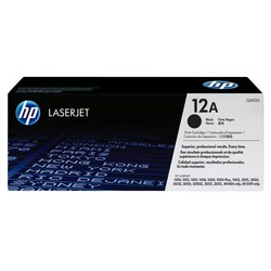 HP - Hp 12A-Q2612A Orjinal Toner