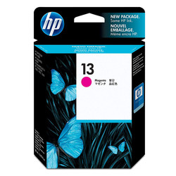 HP - Hp 13-C4816A Kırmızı Orjinal Kartuş