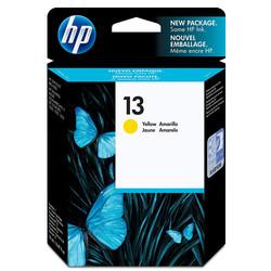 HP - Hp 13-C4817A Sarı Orjinal Kartuş