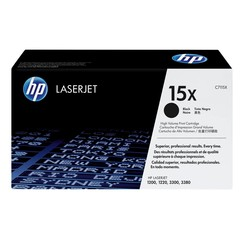 HP - Hp 15X-C7115X Orjinal Toner Yüksek Kapasiteli
