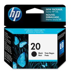 HP - Hp 20-C6614D Siyah Orjinal Kartuş