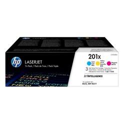 HP - Hp 201X-CF253XM Orjinal Renkli Toner Ekonomik Paket