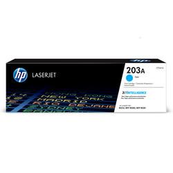HP - Hp 203A-CF541A Mavi Orjinal Toner