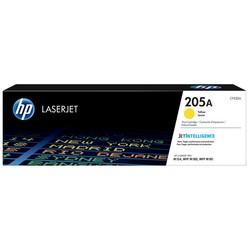 HP - Hp 205A-CF532A Sarı Orjinal Toner