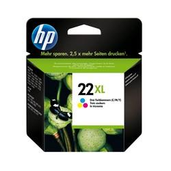 HP - Hp 22XL-C9352C Renkli Orjinal Kartuş
