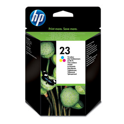 HP - Hp 23-C1823D Renkli Orjinal Kartuş