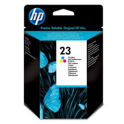 HP - Hp 23-C1823D Renkli Orjinal Spot Kartuş