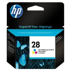 HP - Hp 28-C8728A Renkli Orjinal Kartuş