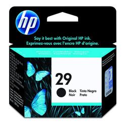 HP - Hp 29-51629A Siyah Orjinal Kartuş