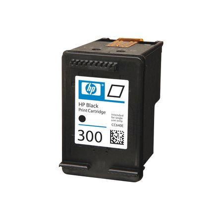 Hp 300-CC640E Siyah Orjinal Kartuş