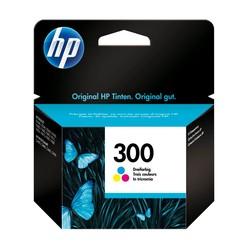 HP - Hp 300-CC643E Renkli Orjinal Kartuş