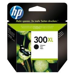 HP - Hp 300XL-CC641E Siyah Orjinal Kartuş Yüksek Kapasiteli