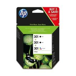 HP - Hp 301-E5Y87EE Orjinal Kartuş Avantaj Paketi