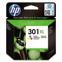 HP - Hp 301XL-CH564E Renkli Orjinal Kartuş Yüksek Kapasiteli