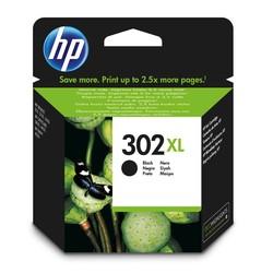 HP - Hp 302XL-F6U68AE Siyah Orjinal Kartuş Yüksek Kapasiteli
