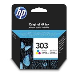 HP - Hp 303-T6N01AE Renkli Orjinal Kartuş