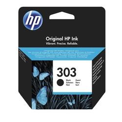 HP - Hp 303-T6N02AE Siyah Orjinal Kartuş