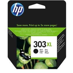 HP - Hp 303XL-T6N04AE Siyah Orjinal Kartuş Yüksek Kapasiteli