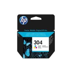 HP - Hp 304-N9K05AE Renkli Orjinal Kartuş