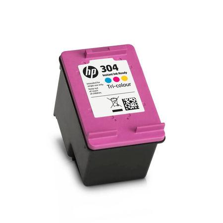 Hp 304-N9K05AE Renkli Orjinal Kartuş