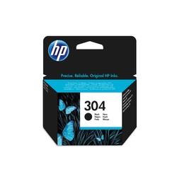 HP - Hp 304-N9K06AE Siyah Orjinal Kartuş