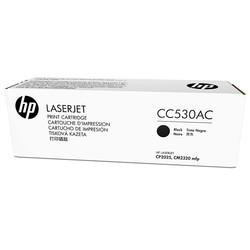 HP - Hp 304A-CC530AC Siyah Orjinal Toner