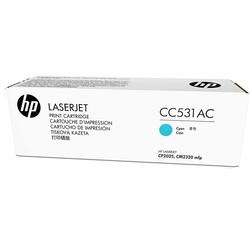 HP - Hp 304A-CC531AC Mavi Orjinal Toner