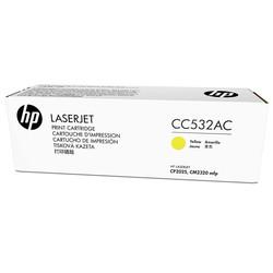HP - Hp 304A-CC532AC Sarı Orjinal Toner