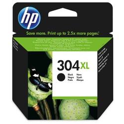 HP - Hp 304XL-N9K08AE Siyah Orjinal Kartuş Yüksek Kapasiteli