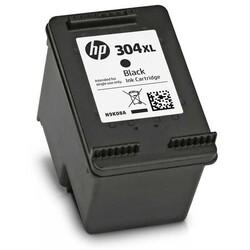Hp 304XL-N9K08AE Siyah Orjinal Kartuş Yüksek Kapasiteli - Thumbnail