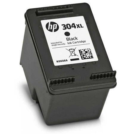 Hp 304XL-N9K08AE Siyah Orjinal Kartuş Yüksek Kapasiteli