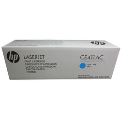 HP - Hp 305A-CE411AC Mavi Orjinal Toner