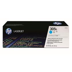 HP - Hp 305L-CE411L Mavi Orjinal Toner