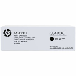 HP - Hp 305X-CE410XH Orjinal Siyah Toneri Yüksek Kapasiteli