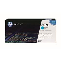 HP - Hp 307A-CE741A Mavi Orjinal Toner