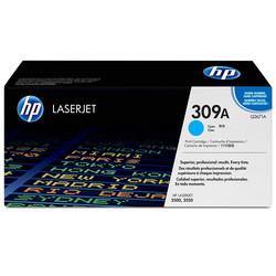 HP - Hp 309A-Q2671A Mavi Orjinal Toner